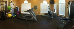 Bellagio Fitness Center 2 - 2016